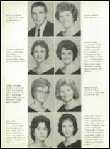 1962 Model High School Yearbook Page 64 & 65