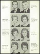 1962 Model High School Yearbook Page 66 & 67
