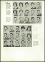 1962 Model High School Yearbook Page 80 & 81