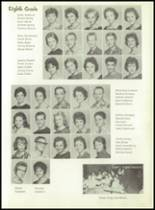 1962 Model High School Yearbook Page 84 & 85