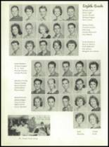 1962 Model High School Yearbook Page 86 & 87