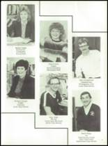 1984 Rib Lake High School Yearbook Page 10 & 11