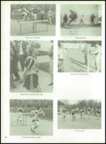 1984 Rib Lake High School Yearbook Page 72 & 73