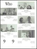 1999 Friona High School Yearbook Page 22 & 23