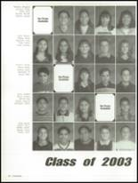 1999 Friona High School Yearbook Page 56 & 57