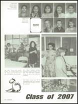 1999 Friona High School Yearbook Page 72 & 73