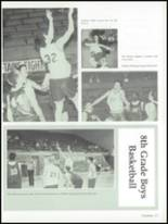 1999 Friona High School Yearbook Page 124 & 125