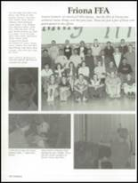 1999 Friona High School Yearbook Page 156 & 157