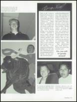 1999 Friona High School Yearbook Page 186 & 187