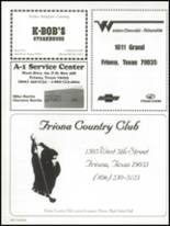 1999 Friona High School Yearbook Page 196 & 197