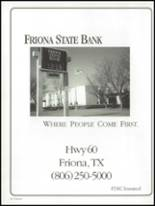 1999 Friona High School Yearbook Page 200 & 201