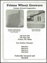 1999 Friona High School Yearbook Page 210 & 211