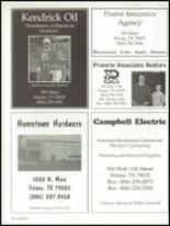 1999 Friona High School Yearbook Page 214 & 215