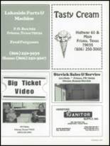 1999 Friona High School Yearbook Page 216 & 217