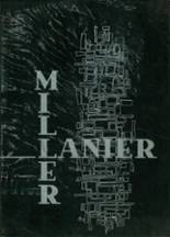 1961 Yearbook Lanier/Miller High School