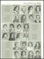 1978 Willowbrook High School Yearbook Page 168 & 169