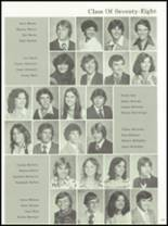 1978 Willowbrook High School Yearbook Page 182 & 183