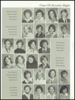 1978 Willowbrook High School Yearbook Page 190 & 191