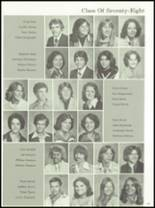 1978 Willowbrook High School Yearbook Page 192 & 193