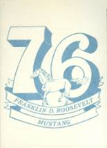 1976 Yearbook Roosevelt High School
