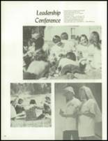 1974 Fallbrook Union High School Yearbook Page 24 & 25