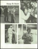 1974 Fallbrook Union High School Yearbook Page 34 & 35