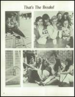 1974 Fallbrook Union High School Yearbook Page 36 & 37
