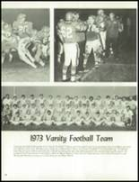 1974 Fallbrook Union High School Yearbook Page 46 & 47