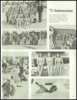 1974 Fallbrook Union High School Yearbook Page 54 & 55