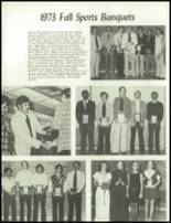 1974 Fallbrook Union High School Yearbook Page 60 & 61