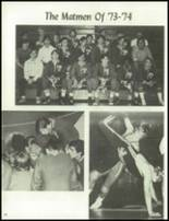 1974 Fallbrook Union High School Yearbook Page 64 & 65