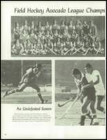 1974 Fallbrook Union High School Yearbook Page 68 & 69