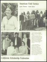 1974 Fallbrook Union High School Yearbook Page 122 & 123
