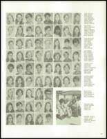 1974 Fallbrook Union High School Yearbook Page 134 & 135