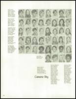 1974 Fallbrook Union High School Yearbook Page 154 & 155