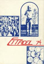 1974 Yearbook Westbury High School
