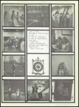 1975 Columbus School for Girls Yearbook Page 10 & 11