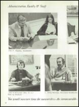1975 Columbus School for Girls Yearbook Page 14 & 15
