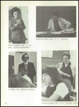 1975 Columbus School for Girls Yearbook Page 16 & 17