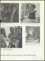1975 Columbus School for Girls Yearbook Page 18 & 19