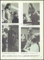 1975 Columbus School for Girls Yearbook Page 22 & 23