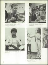1975 Columbus School for Girls Yearbook Page 24 & 25