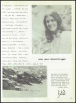 1975 Columbus School for Girls Yearbook Page 34 & 35