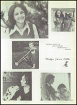 1975 Columbus School for Girls Yearbook Page 36 & 37