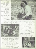 1975 Columbus School for Girls Yearbook Page 38 & 39