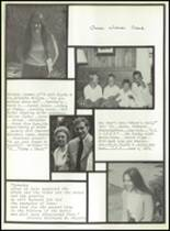1975 Columbus School for Girls Yearbook Page 40 & 41