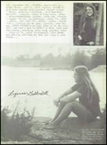 1975 Columbus School for Girls Yearbook Page 42 & 43
