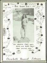 1975 Columbus School for Girls Yearbook Page 50 & 51