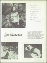 1975 Columbus School for Girls Yearbook Page 52 & 53