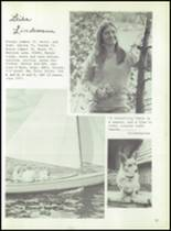 1975 Columbus School for Girls Yearbook Page 54 & 55